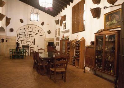 Salón pequeño Bodegas Pajarete