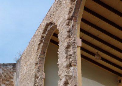arcos antigua bodega pajarete